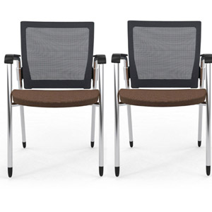 iDesk Oroblanco Side Chairs (SOLD 2 PER CARTON)