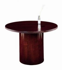Cherryman Jade Conference Table Round