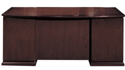 Cherryman Emerald Executive Bowfront Desk