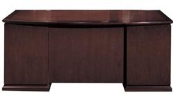 Cherryman Emerald Executive Bowfront Desk
