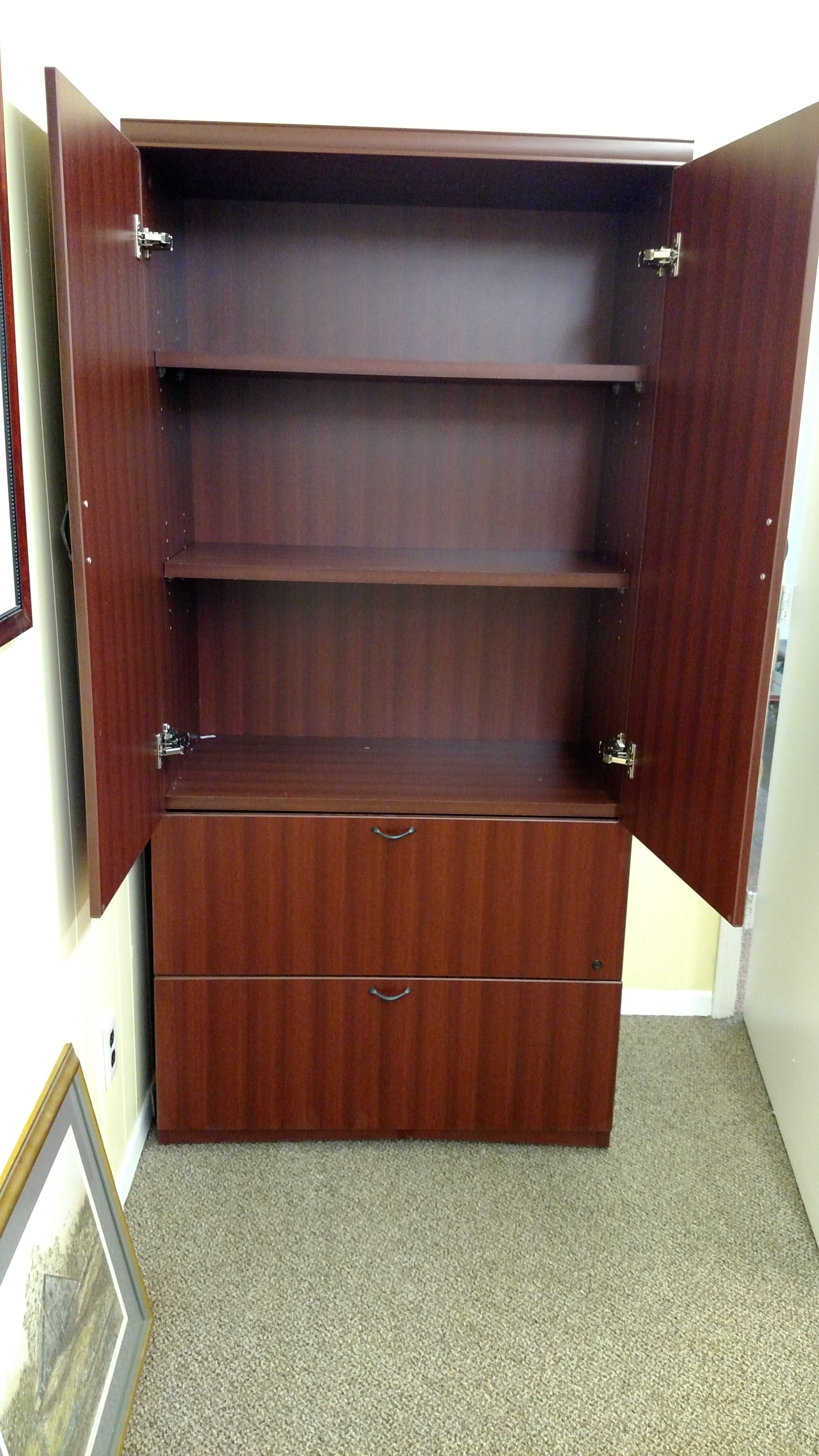 expedit for bookcase my sideboard a elegant of hack ikea bookshelf bar enclosed into bookcases first