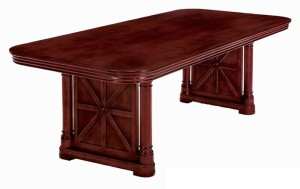RUE DE LYON 8' RECTANGULAR CONFERENCE TABLE