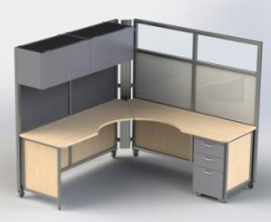 SwiftSpace Overhead Storage