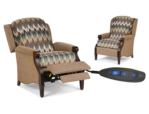 Fairfield Motorized Recliner Palmetto Office Furniture